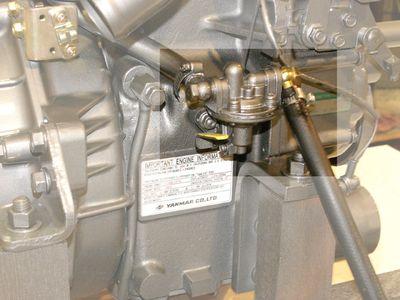 Bleeding a diesel engine - On Board with Mark Corke